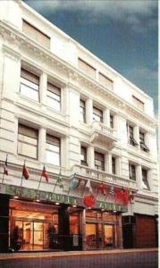 Gran Hotel Ailen, Szállodák  Buenos Aires - big - 49