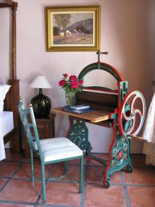 Suite Familiar com Vista Jardim