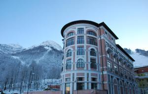 Dolina 960 Hotel, Rezorty  Estosadok - big - 18