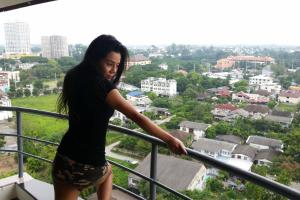 Penthouse Galare Thong Tower, Apartmány  Chiang Mai - big - 15
