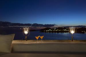 Boundless Blue Villas, Villas  Platis Yialos Mykonos - big - 31