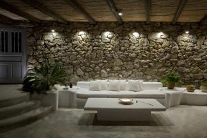 Boundless Blue Villas, Villas  Platis Yialos Mykonos - big - 33