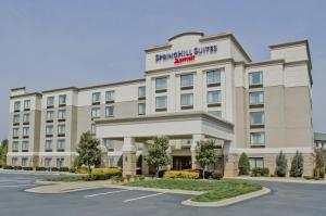 SpringHill Suites by Marriott Charlotte / Concord Mills Speedway, Szállodák  Concord - big - 1