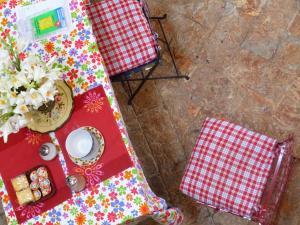 B&B Contrada Lunga, Bed & Breakfast  Abbadia Lariana - big - 58