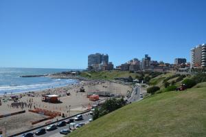 Departamentos Vip - Rivas, Ferienwohnungen  Mar del Plata - big - 28
