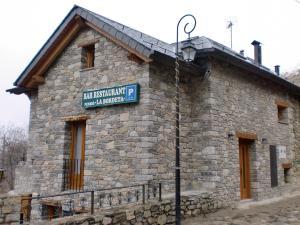 Pensió i Apartaments la Bordeta, Guest houses  Taull - big - 30