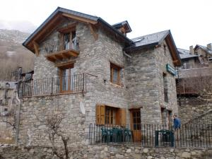 Pensió i Apartaments la Bordeta, Guest houses  Taull - big - 1