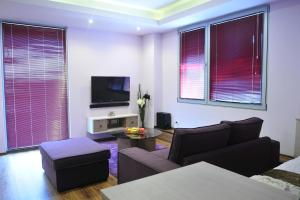 Joan Apartments & Spa, Appartamenti  Skopje - big - 37