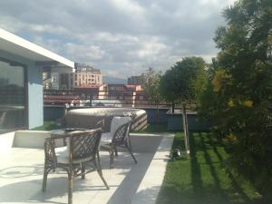 Joan Apartments & Spa, Appartamenti  Skopje - big - 46