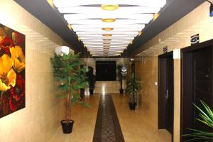 Yanbu Inn Residential Suites, Апарт-отели  Янбу - big - 32