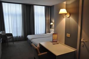 Hotel Louisa, Hotely  Ostende - big - 36