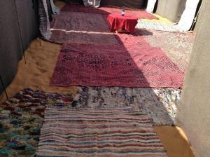 Marhaba Camp, Camel & Sandboarding, Luxury tents  Merzouga - big - 32