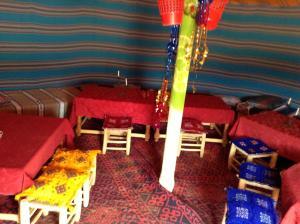 Marhaba Camp, Camel & Sandboarding, Luxury tents  Merzouga - big - 74