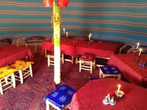 Marhaba Camp, Camel & Sandboarding, Luxury tents  Merzouga - big - 80