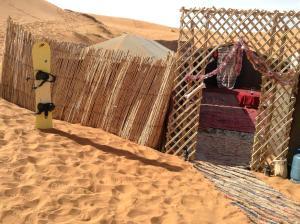 Marhaba Camp, Camel & Sandboarding, Luxury tents  Merzouga - big - 75