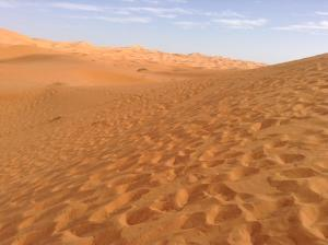 Marhaba Camp, Camel & Sandboarding, Luxury tents  Merzouga - big - 72