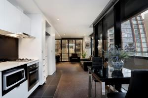 Aura on Flinders Serviced Apartments, Aparthotels  Melbourne - big - 8