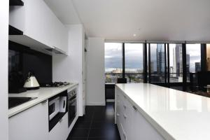 Aura on Flinders Serviced Apartments, Residence  Melbourne - big - 9