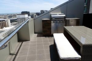 Aura on Flinders Serviced Apartments, Residence  Melbourne - big - 10