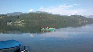 Ferienwohnungen Fischerhaus - direkt am See, Apartmanok  Millstatt - big - 35