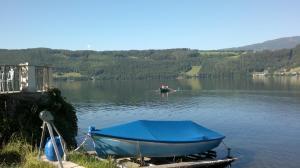 Ferienwohnungen Fischerhaus - direkt am See, Apartmanok  Millstatt - big - 10