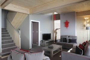 L'Aiguille Grive Chalets Hotel, Hotely  Arc 1800 - big - 32
