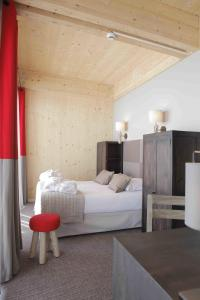 L'Aiguille Grive Chalets Hotel, Hotely  Arc 1800 - big - 3