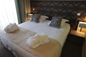 L'Aiguille Grive Chalets Hotel, Hotely  Arc 1800 - big - 4