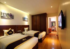 GOPATEL Hotel & Spa, Hotely  Da Nang - big - 7