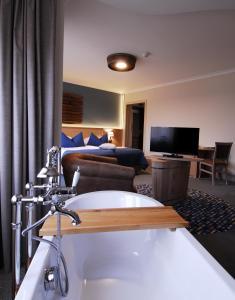 Crocus Gere Bor Hotel Resort & Wine Spa, Hotel  Villány - big - 11