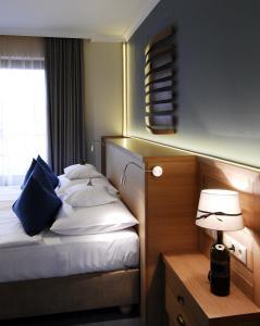 Crocus Gere Bor Hotel Resort & Wine Spa, Hotel  Villány - big - 9