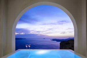 Azzurro Suites, Apartmánové hotely  Fira - big - 6