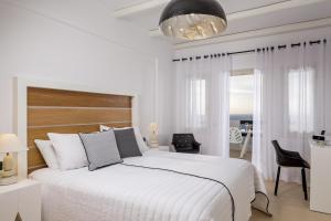 Azzurro Suites, Апарт-отели  Тира - big - 17