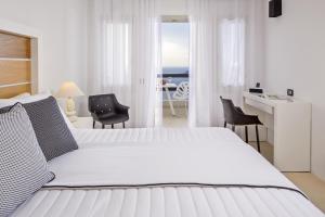 Azzurro Suites, Апарт-отели  Тира - big - 7
