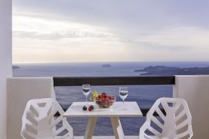 Azzurro Suites, Apartmánové hotely  Fira - big - 14