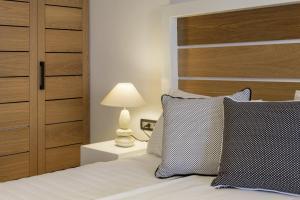 Azzurro Suites, Апарт-отели  Тира - big - 12