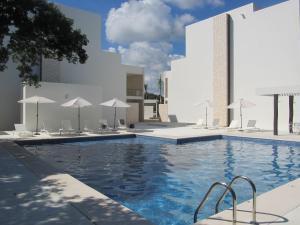Questzal D7 Bahia Principe Sian Kaan 2BDR Penthouse, Apartmány  Akumal - big - 18