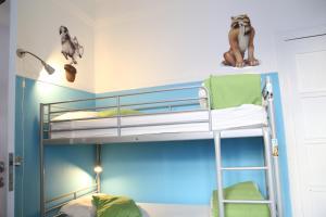 4床女性宿舍间的1张床位