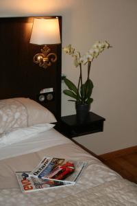 Les Deux Frères, Hotel  Roquebrune-Cap-Martin - big - 21