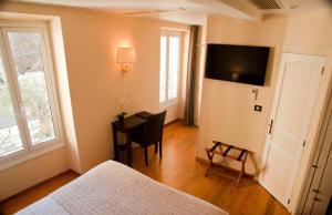 Les Deux Frères, Hotel  Roquebrune-Cap-Martin - big - 20