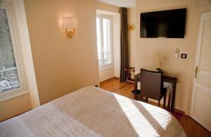 Les Deux Frères, Hotel  Roquebrune-Cap-Martin - big - 17