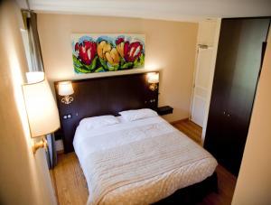 Les Deux Frères, Hotel  Roquebrune-Cap-Martin - big - 16