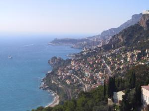 Les Deux Frères, Hotel  Roquebrune-Cap-Martin - big - 40