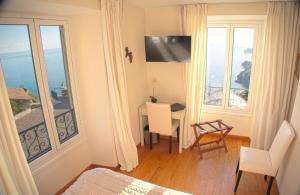 Les Deux Frères, Hotel  Roquebrune-Cap-Martin - big - 28
