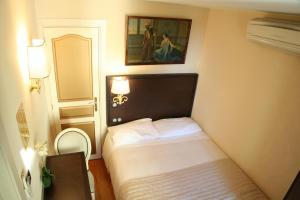 Les Deux Frères, Hotel  Roquebrune-Cap-Martin - big - 7