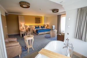 Crocus Gere Bor Hotel Resort & Wine Spa, Hotel  Villány - big - 13