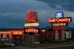 """Americas Best Value Gold Country Inn & Casino"""