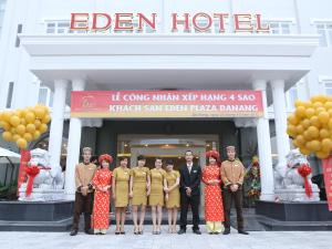 Eden Plaza Da Nang, Hotels  Da Nang - big - 57