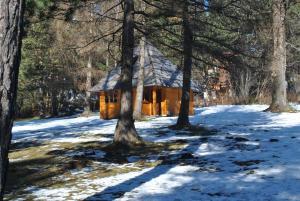 Brvnara Zlatibor, Horské chaty  Zlatibor - big - 10