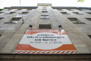 Apartmenthaus Feuerbach, Апартаменты  Лейпциг - big - 17